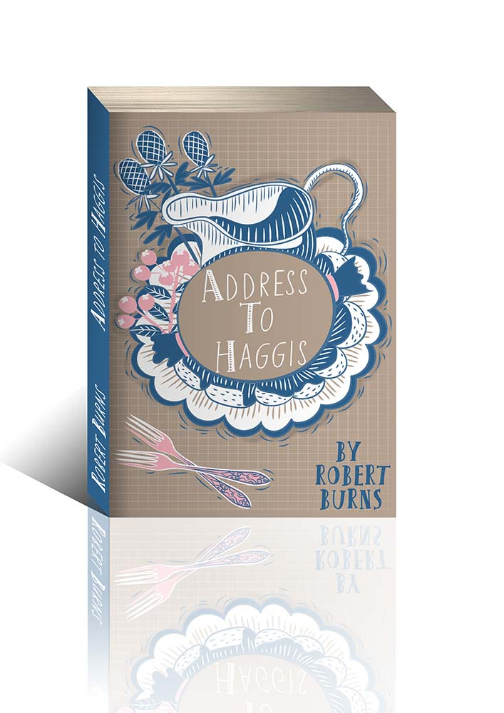 address to haggis illustrated book cover