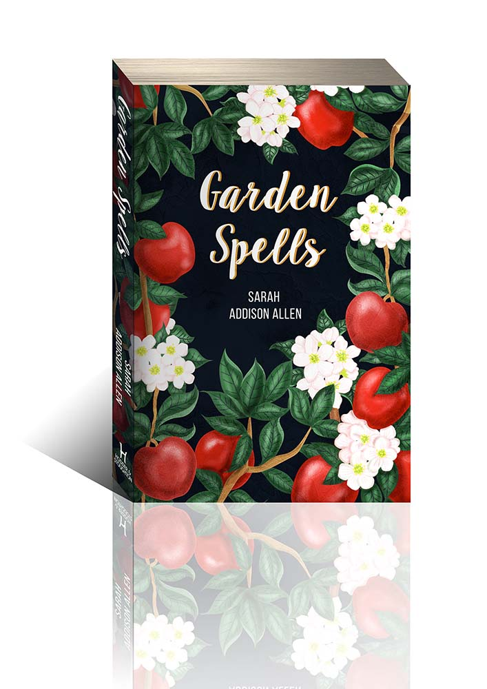 garden spells illustrated book cover