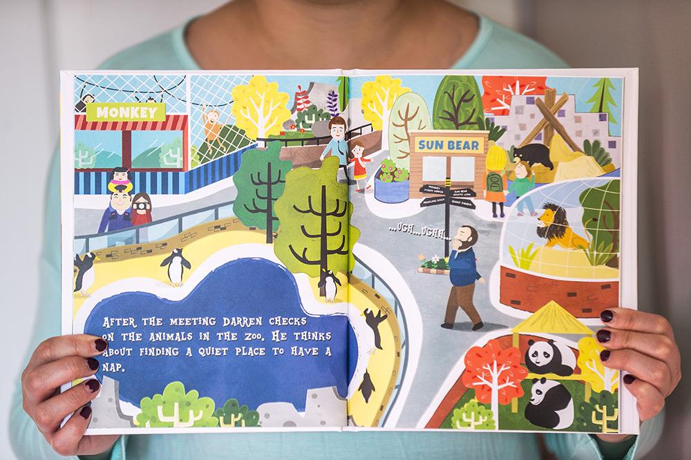 edinburgh zoo book