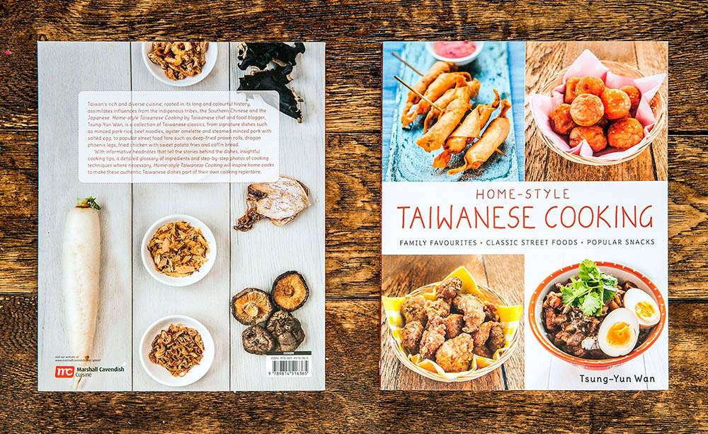 home style taiwanese cooking book
