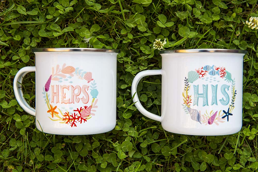 his and hers mug designs