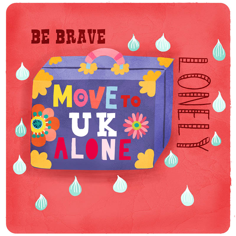 move to uk illustration