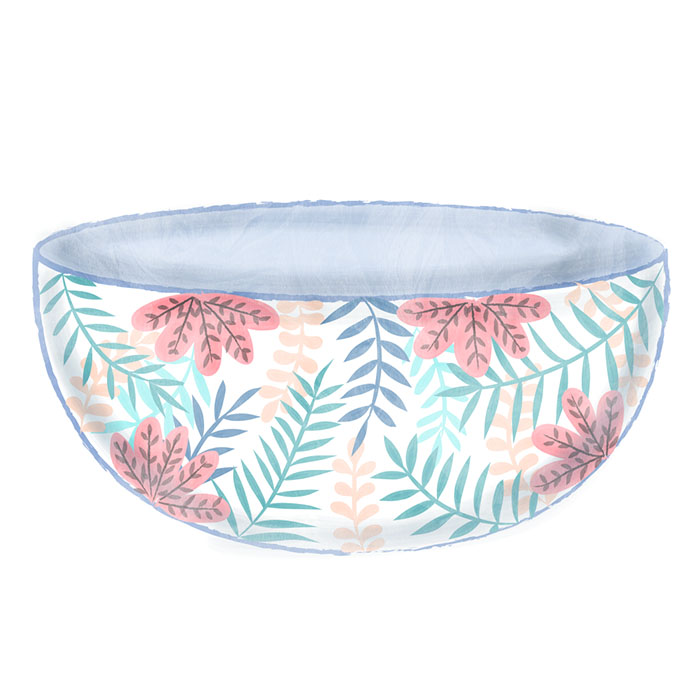 mixing bowl illustration