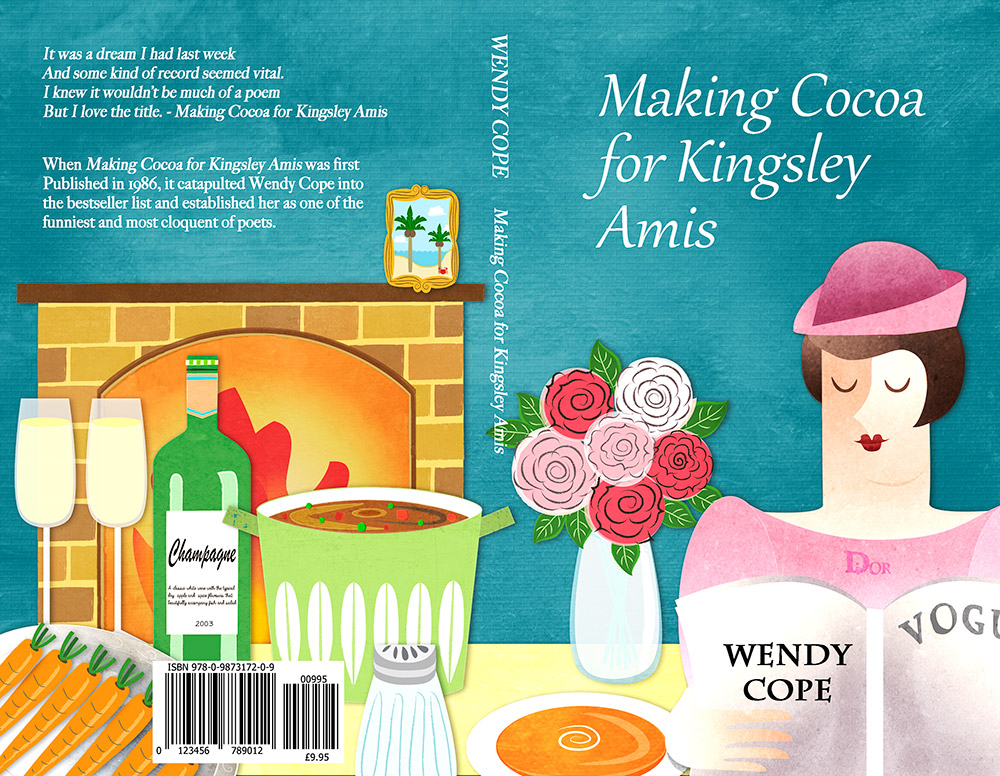 making cocoa for kingsley amis book cover