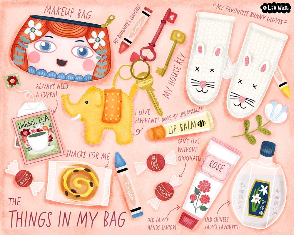 book cover design illustration