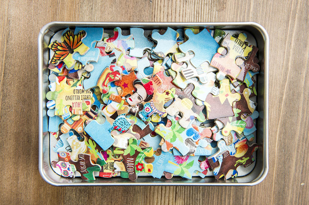 mexico map jigsaw
