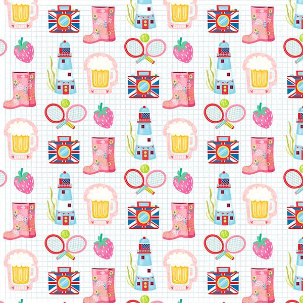 british summer pattern