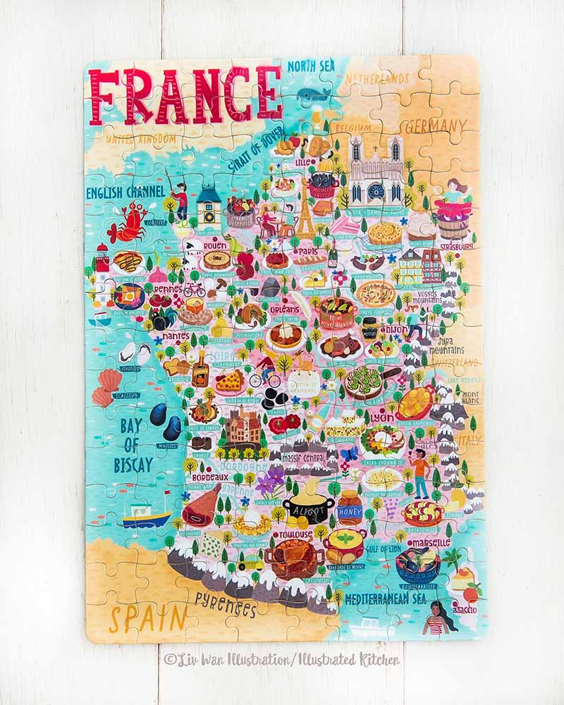 france jigsaw puzzle
