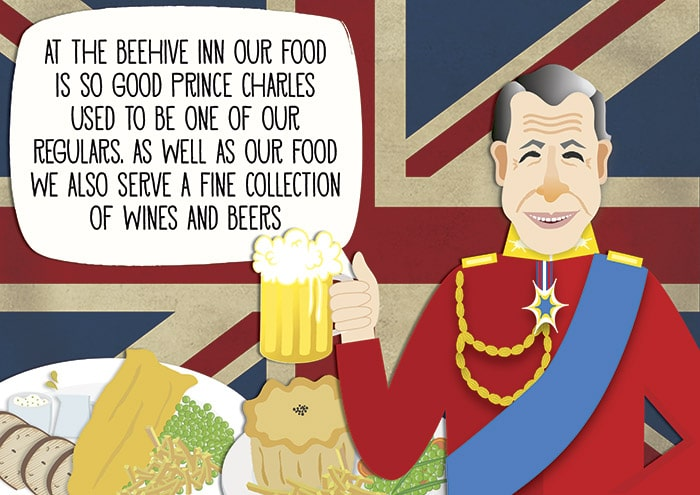 Edinburgh Beehive Inn Illustrated Review