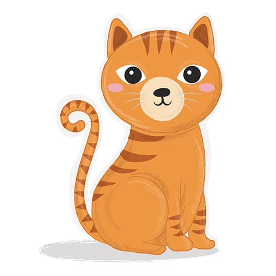 Cute Animals Illustrations