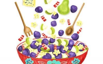 American Cookbook Illustrations