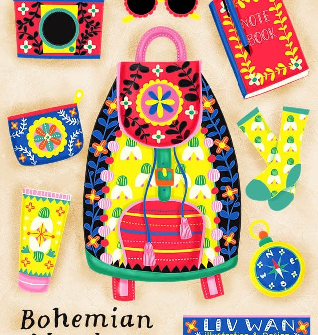 Bohemian Wanderer