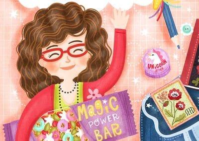 Lilla Rogers Book Cover Design