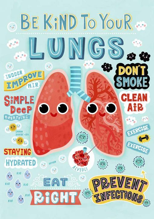 be kind to your lungs