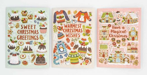 Warmest Christmas Wishes Card