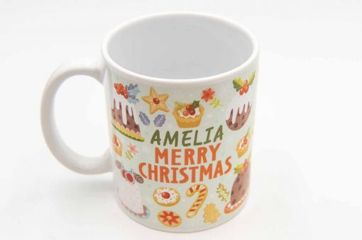 sweet xmas christmas mug