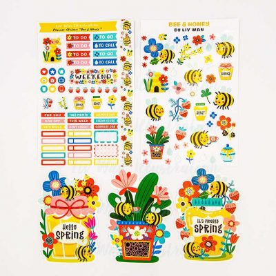 Bee Honey Spring Collection