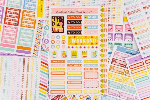 This Week Planner Stickers