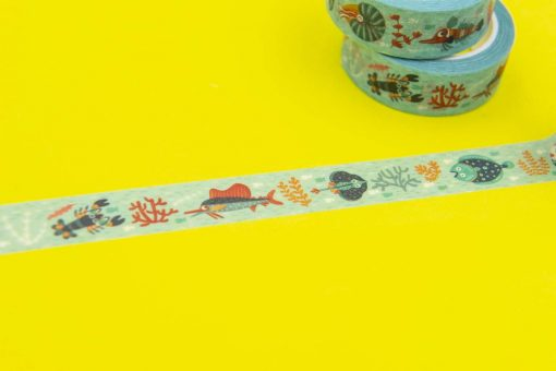 Fish Friends Washi Tape
