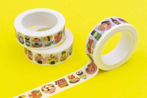 Japanese Food Washi Tape