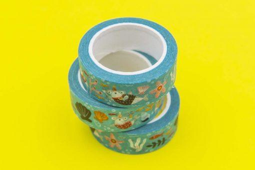 Shark Washi Tape